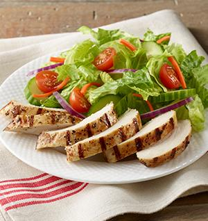 Fajita Chicken for Salads