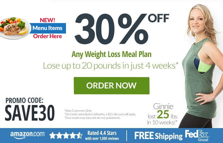 Meal Plan for Weight Loss, Delivered | Personal Trainer Food